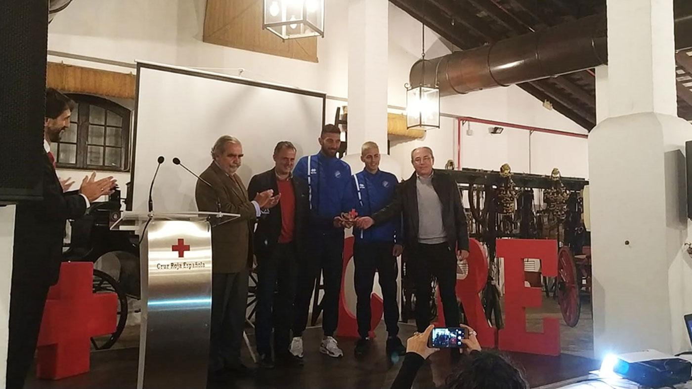La Fundación asiste a la Asamblea Anual de la Cruz Roja