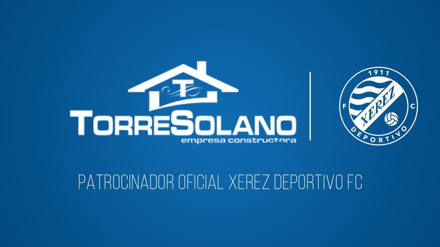 Torresolano, nuevo patrocinador oficial del Xerez DFC